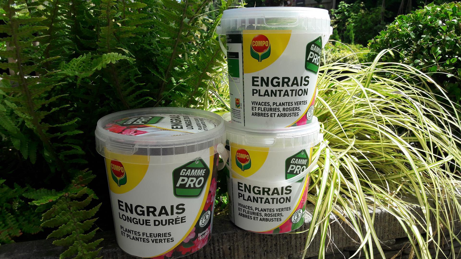 Engrais longue dur e - Produit anti araignee longue duree ...