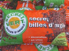 SECRET BILLES D'ARGILE